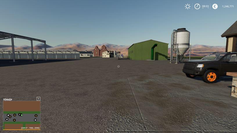 Мод Big Fields XXL Multifruit v 1.0 для Farming Simulator 2019
