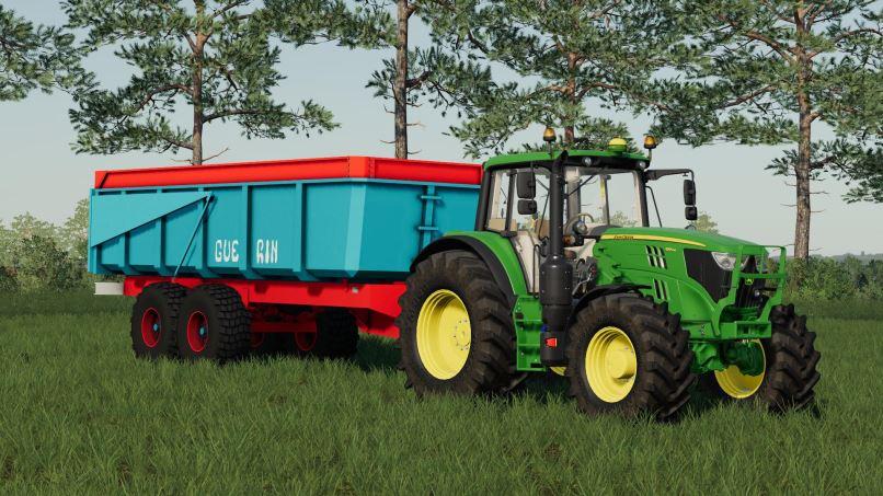 Мод Benne Guerin v 1.0 для Farming Simulator 2019