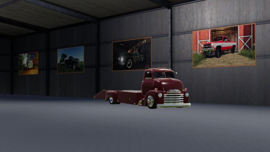 Мод EXP19 Shop v 1.0 для Farming Simulator 2019