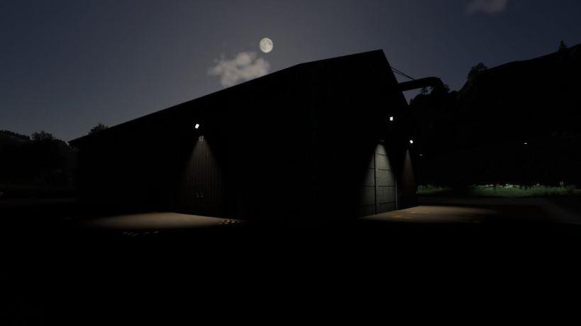 Мод HayLoft v 1.0 для Farming Simulator 2019