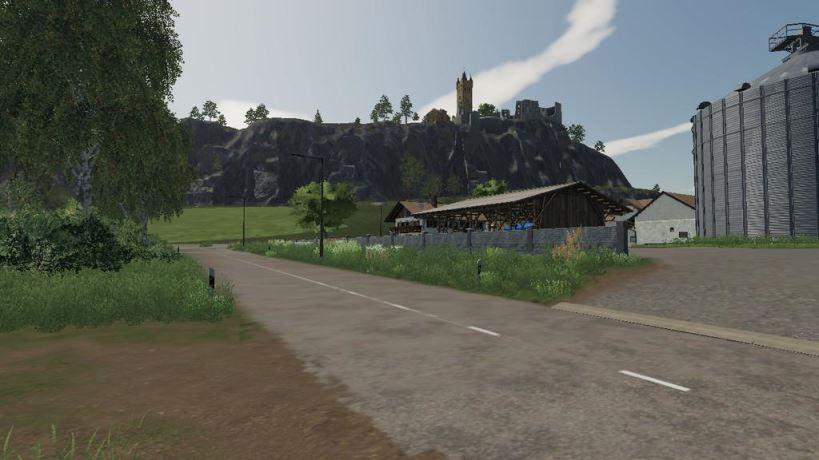 Мод Placeable Walls v 1.0 для Farming Simulator 2019