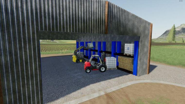 Мод RaFu - Regalparadies XS v 1.0 для Farming Simulator 2019