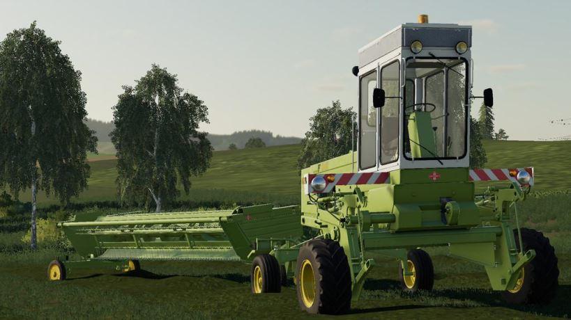 Мод Fortschritt E 303 Pack v 1.0 для Farming Simulator 2019