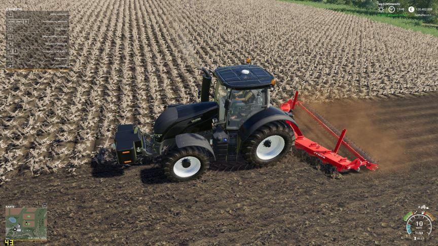 Мод JYMPA SJ Series v 1.2.2.19 для Farming Simulator 2019