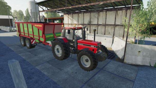 Мод Case International 1255 / 1455 v 1.0 для Farming Simulator 2019