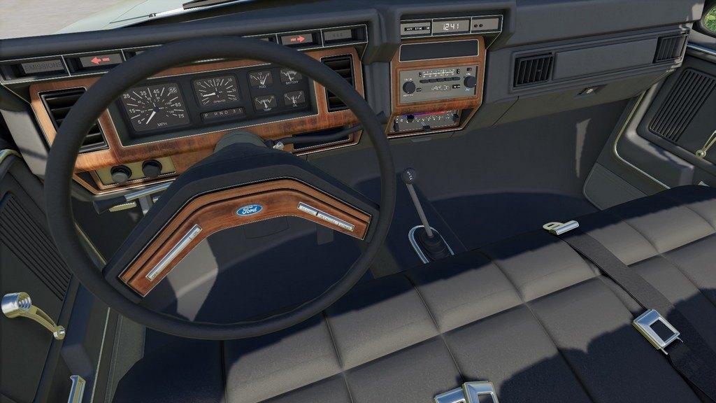 Мод Ford F-800 1980 v 1.0 для Farming Simulator 2019