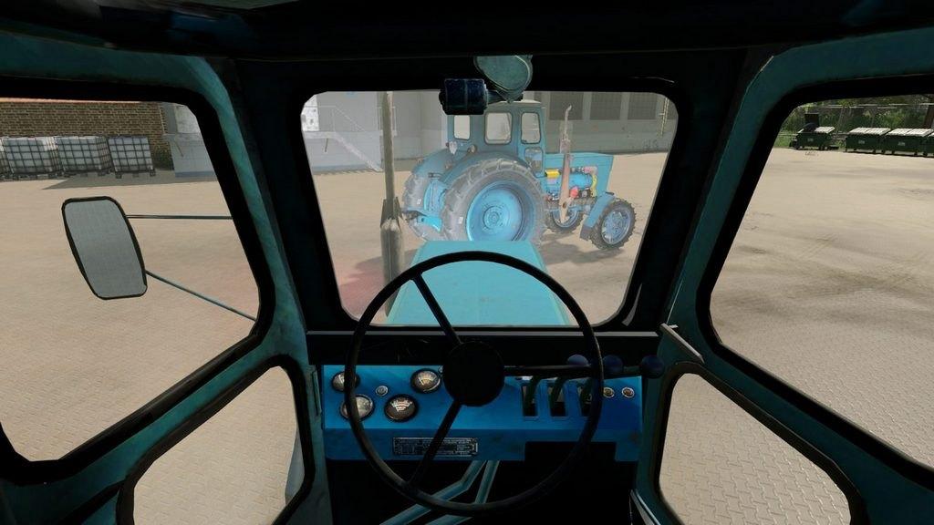 Мод ЛТЗ Т-40 АМ v 1.0 для Farming Simulator 2019