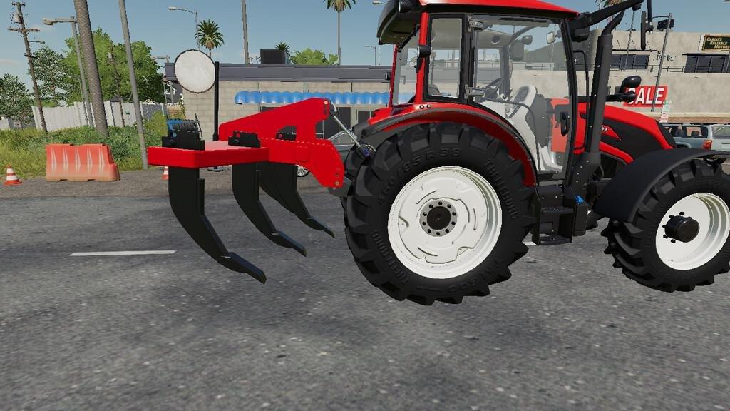 Мод Lizard MK5 v 1.0 для Farming Simulator 2019