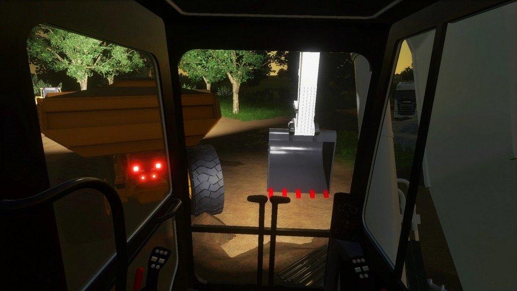 Мод Komatsu PC490 v 2.0 для Farming Simulator 2019
