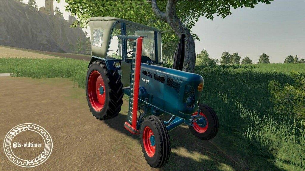 Мод Lanz Cutterbar v 1.0 для Farming Simulator 2019