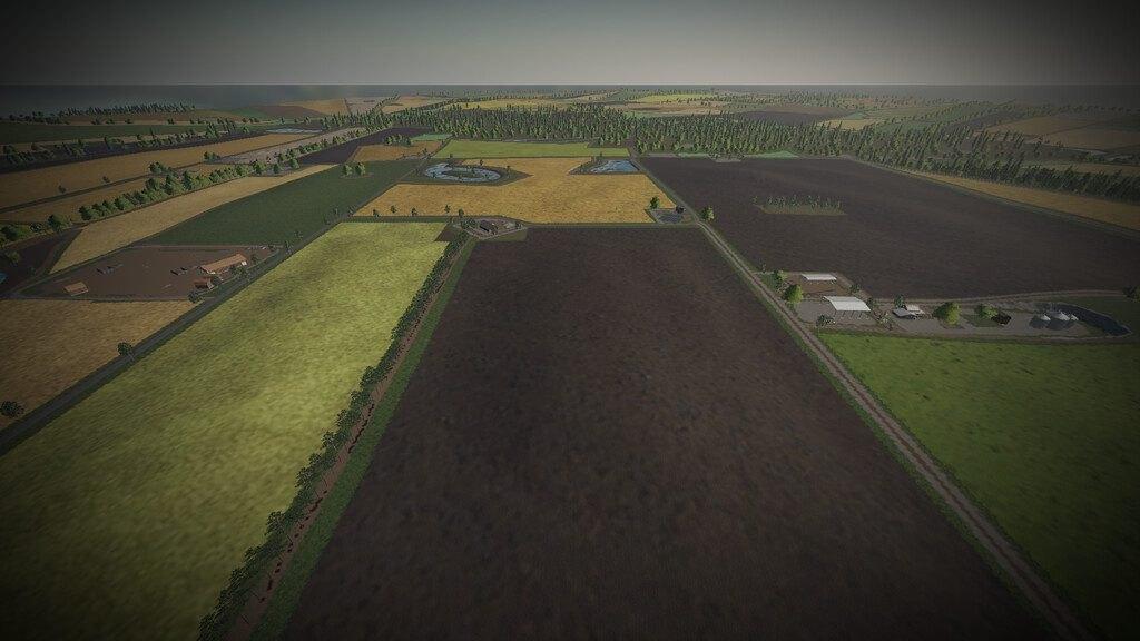 Мод Карта Islands Of Denmark Femo v 1.0 для Farming Simulator 2019
