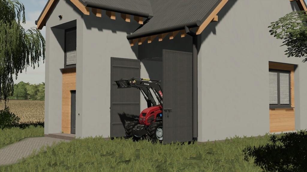Мод Modern Polish House v 1.0 для Farming Simulator 2019